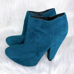 G by GUESS Platform Booties